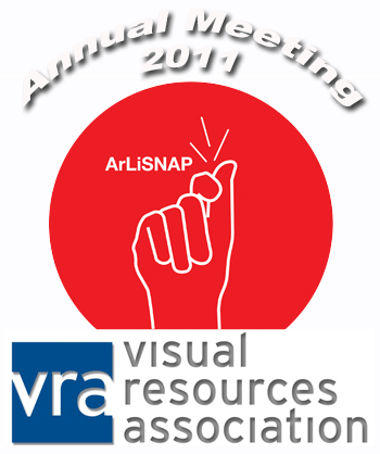 ArLiSNAP and VRA Studendts New Librarians Annual Meeting