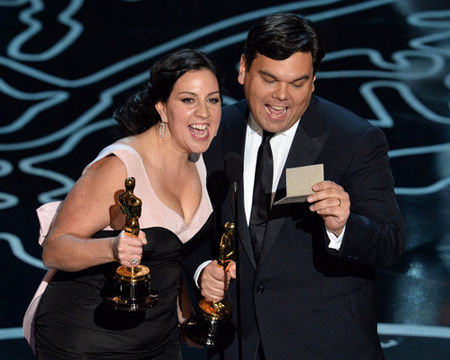 Fil-Am composer Robert Lopez joins elite EGOT circle with Oscar win for 'Let It Go' (1/6)