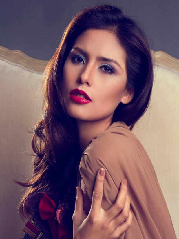 Miss Philippines Hillarie Danielle Parungao top pick to win Miss Asia Pacific World 2014 crown in Korea (1/6)