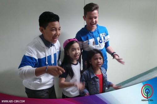 Darren to give house to Lyca, musical set to Darlene, money to church if he wins 'The Voice Kids' (1/6)