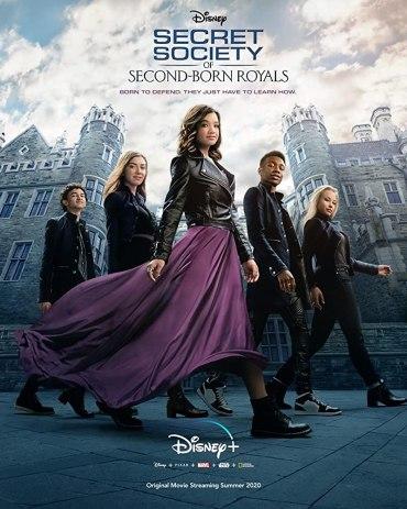 Secret Society of Second Born Royals (2020)