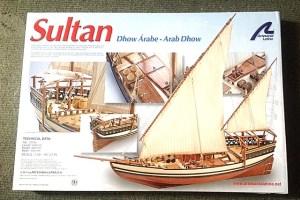 Sultan Arab Dhow от Artesania Latina