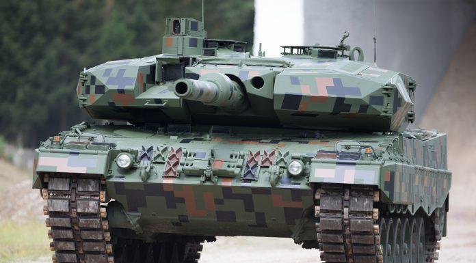 Leopard 2A4 Archives Armada International