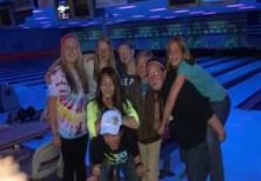 teen bowling