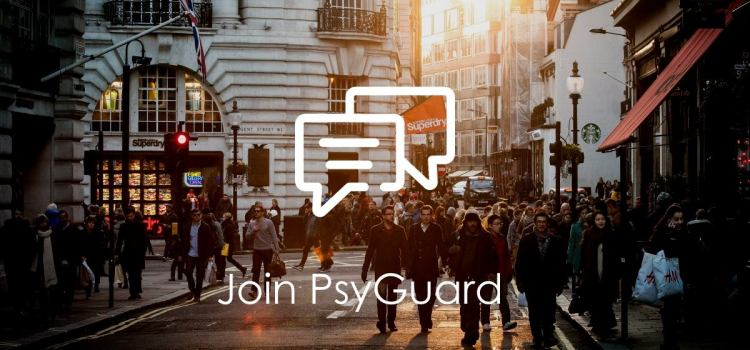 #PsyGuard – connecting psychologists and their clients