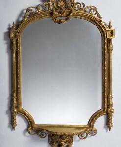 Roccoco Mirror