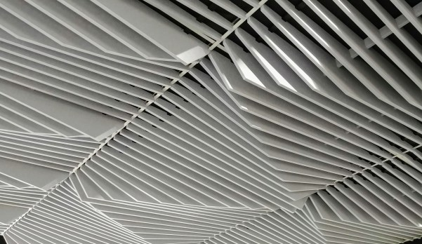 ecoustic Sculpt Ceiling Tiles by Unika Vaev