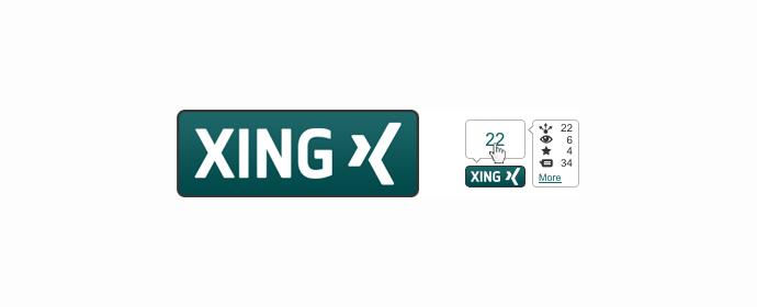 Xing Sharing Button