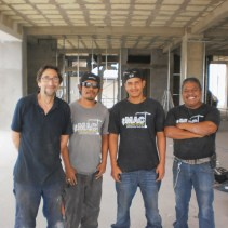 Compañeros de fatigas en Puerto Vallarta