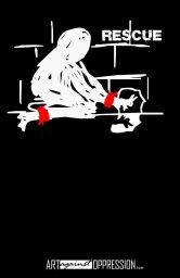 Rescue Series | Rabbit by Armando Heredia