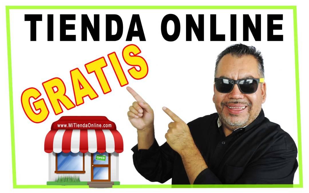 Como Crear Una Tienda Online GRATIS   Tutorial 2020