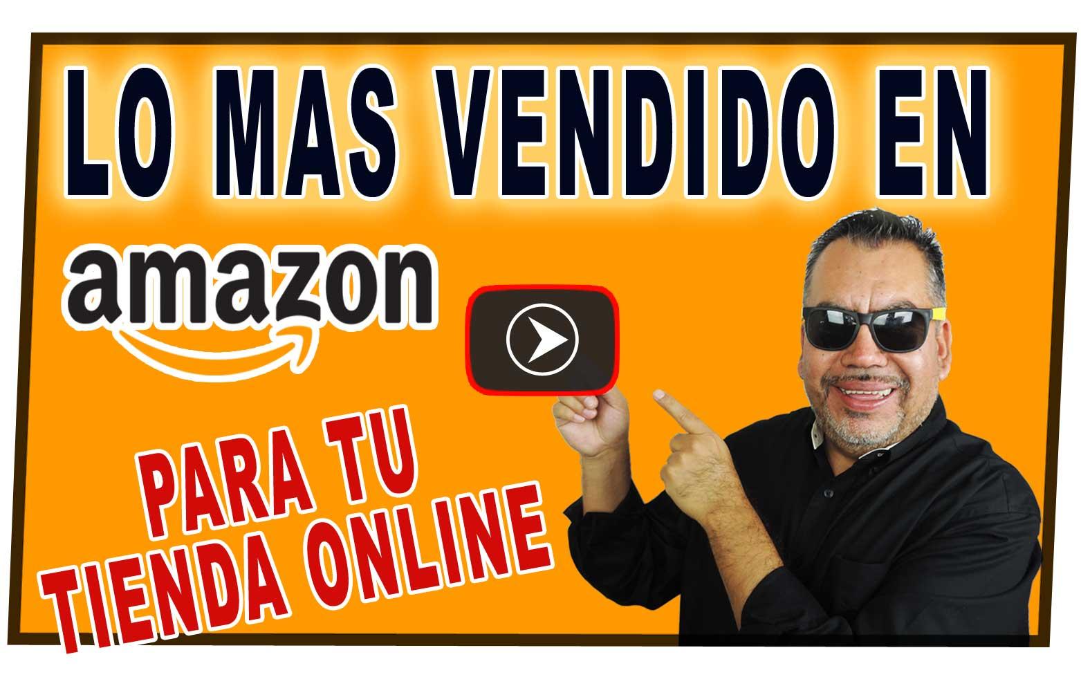 Lo Mas Vendido En Amazon