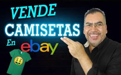 Camisetas Personalizadas en ebay