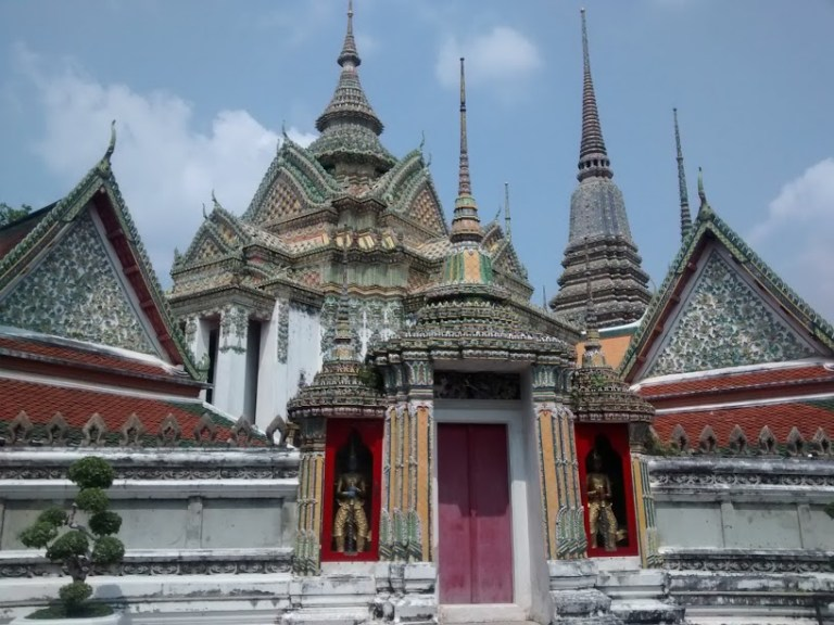Templos, qué hacer en Bangkok