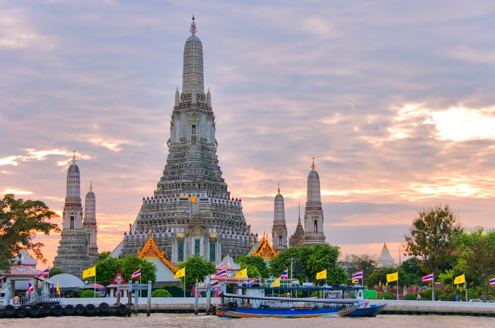 WAT ARUN, qué hacer en Bangkok