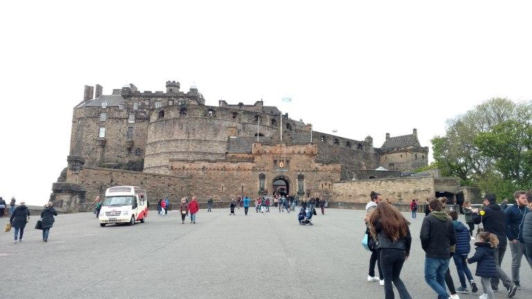 Castillo de Edimburgo, qué ver en Edimburgo