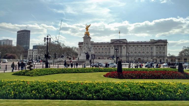 Buckingham Palace, qué hacer en Londres