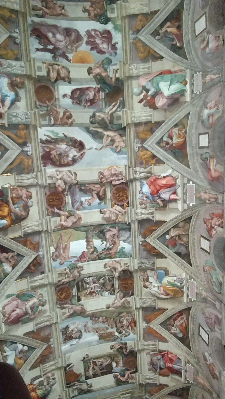 Capilla Sixtina, Museo del Vaticano