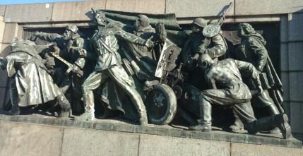 Monumento al Ejercito Soviético