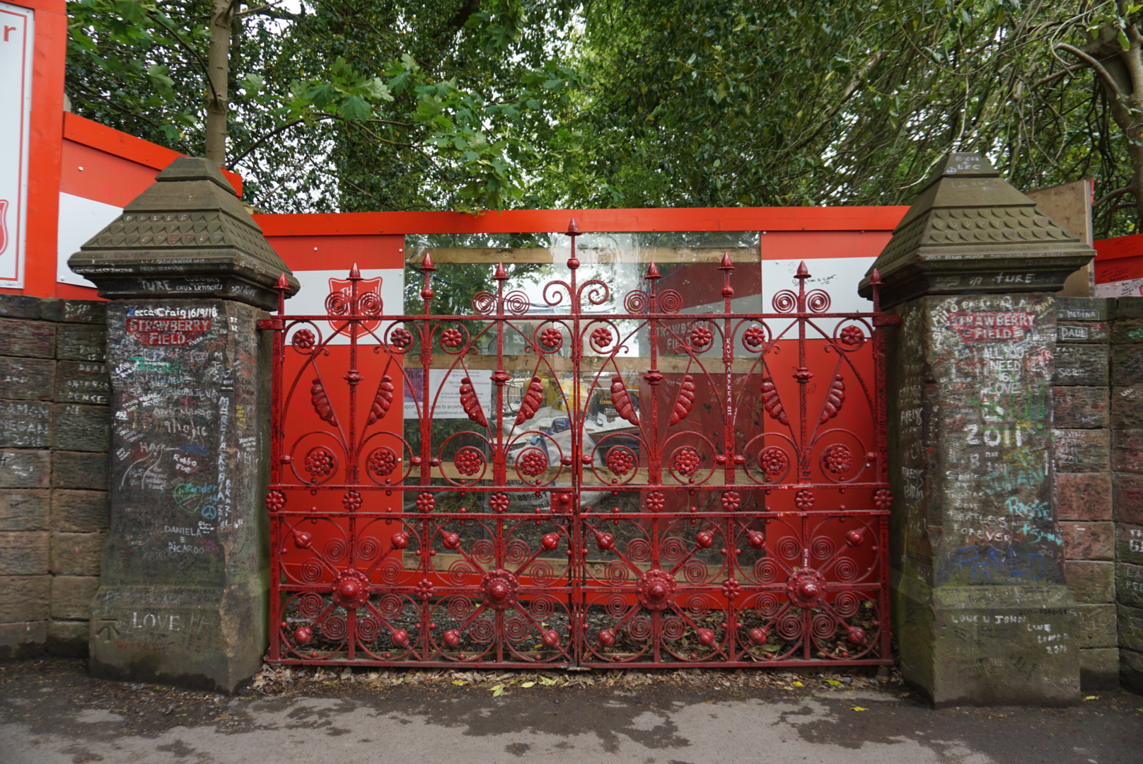 Strawberry Fields, que ver en Liverpool