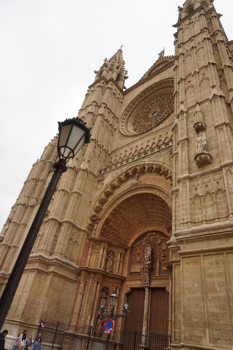 Catedral del Mar en Palma