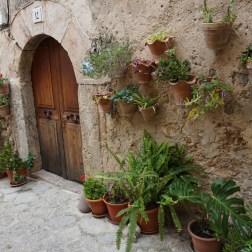 Una casa más linda que otra en Valldemossa