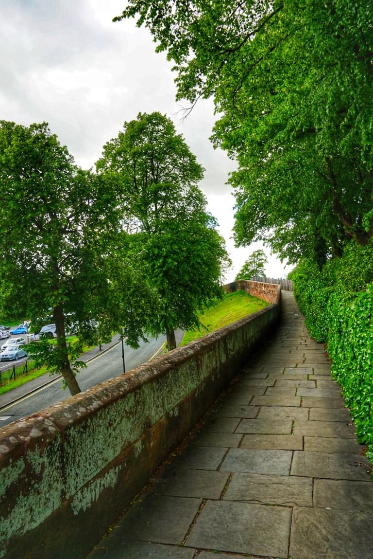Muralla Chester, lo más importante que ver en Chester