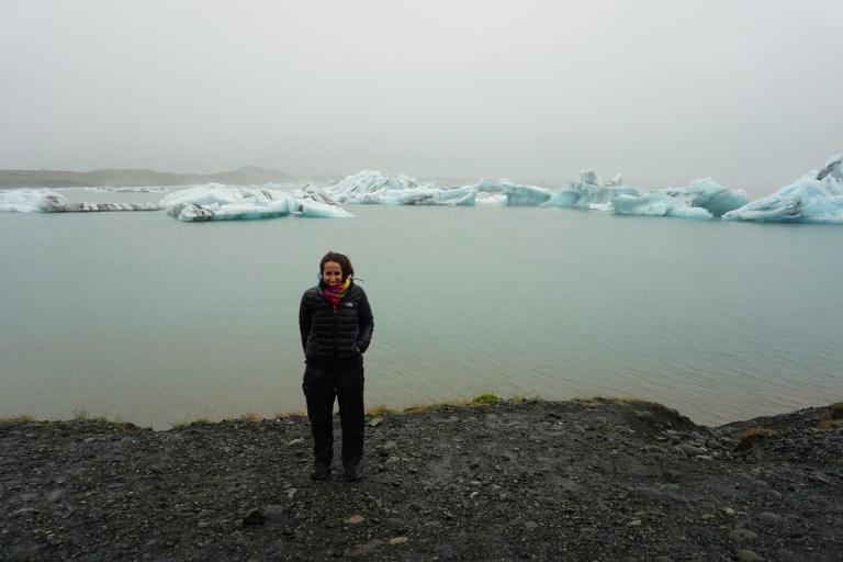 Jokulsarlon Laguna Glaciar