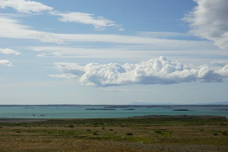 Cielos que parecen pintados en Islandia