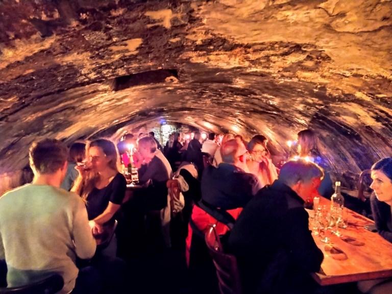 Gordon´s wine bar, qué hacer en Londres de Noche