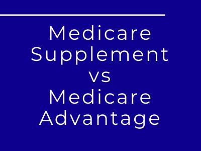 Medigap Plan G vs Medicare Advantage