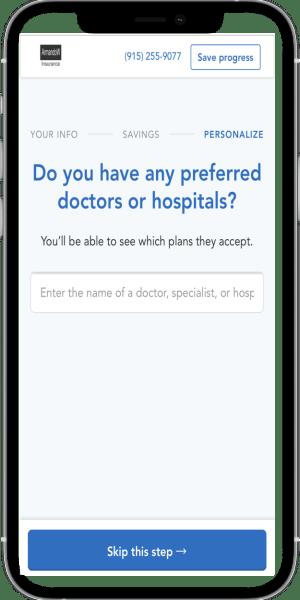 Health Insurance Mobile Quote 5