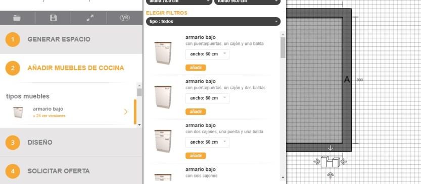 Armari diseño de cocina