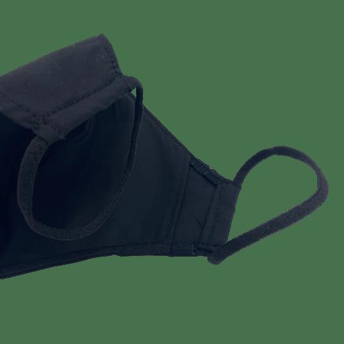 Mascarilla negra clasica 5
