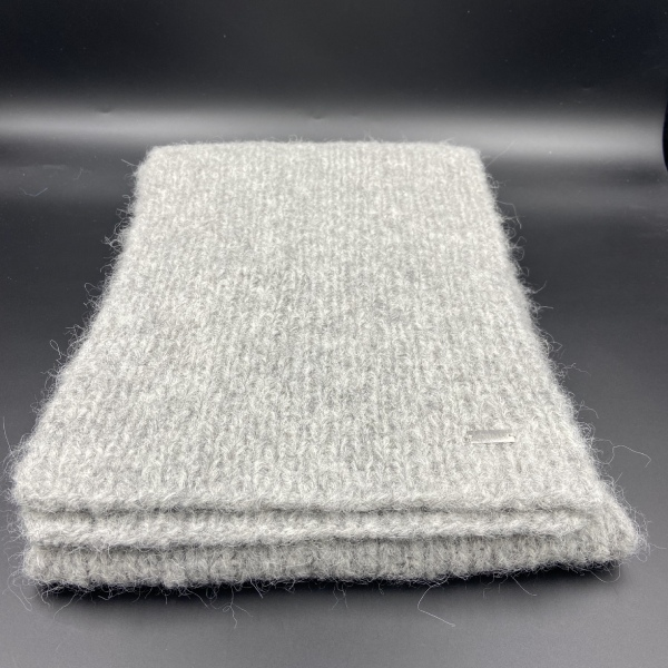 bufanda de alpaca