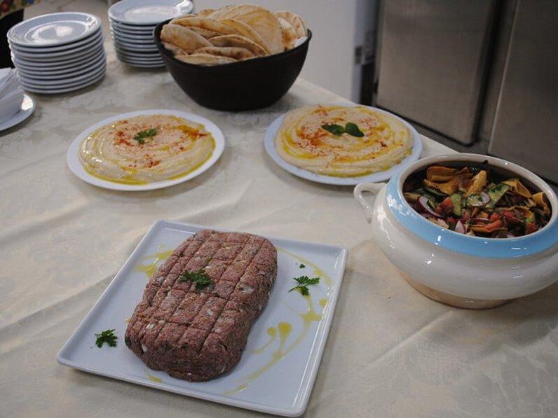 Cozinha Libanesa 55