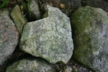134 Copper Range Green Granite