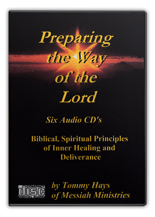 CD Set: Preparing the Way of the Lord