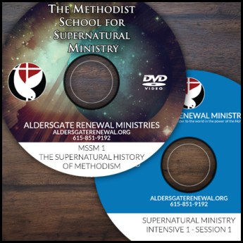 Supernatural Ministry Schools