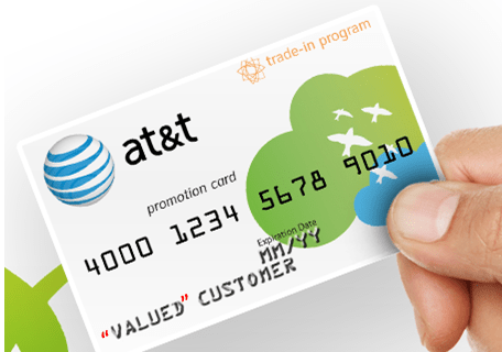 Lack of class from the AT&T Trade-in Program