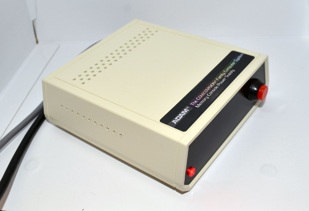Last Call On An Even Better Coleco Adam Power Supply