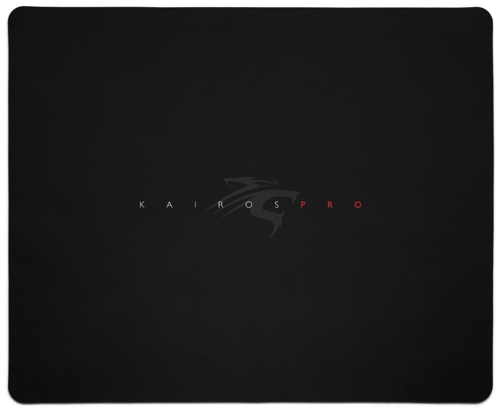 The Kairos Pro design means (gaming) business.