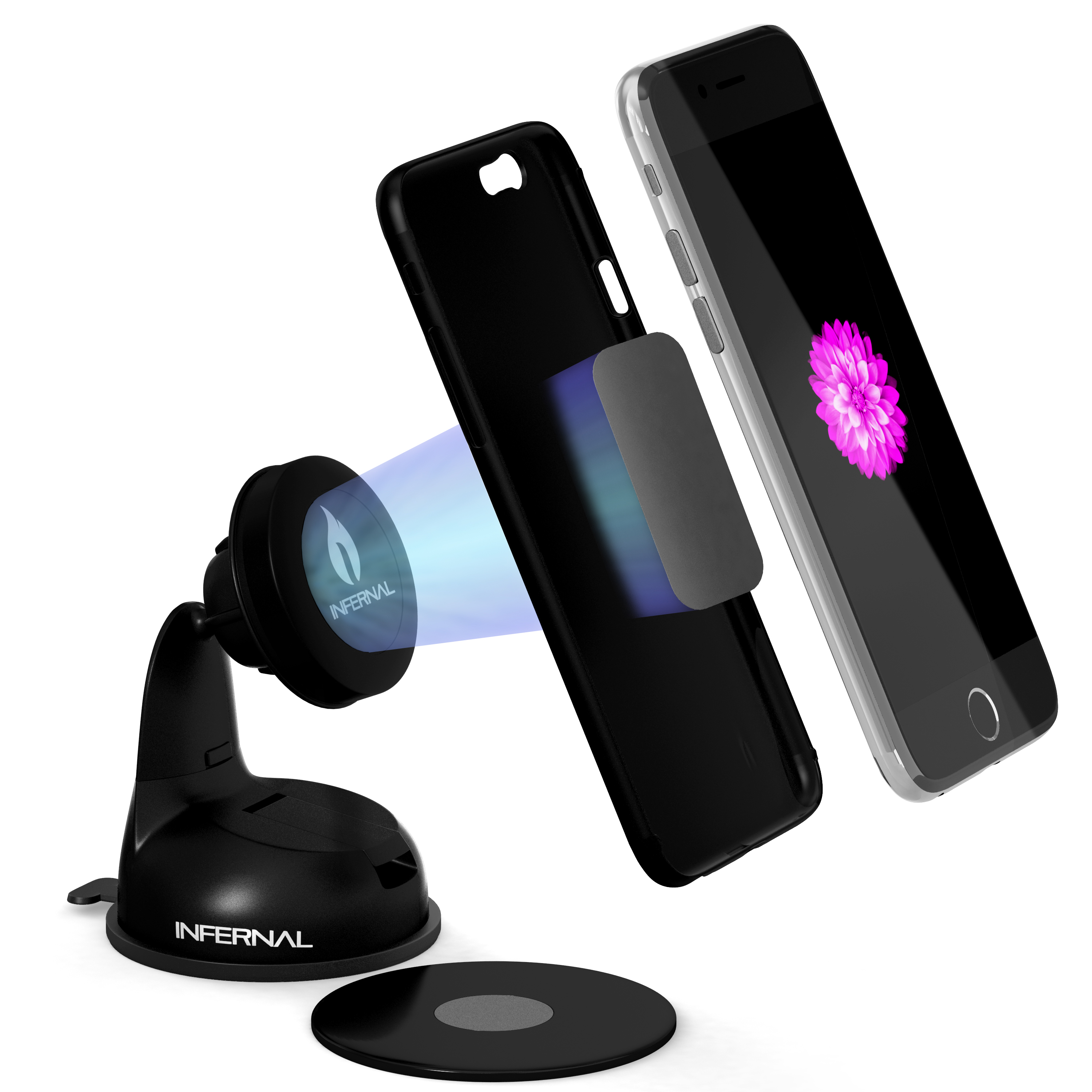 Infernal Innovations Magnetic Phone Mount Review