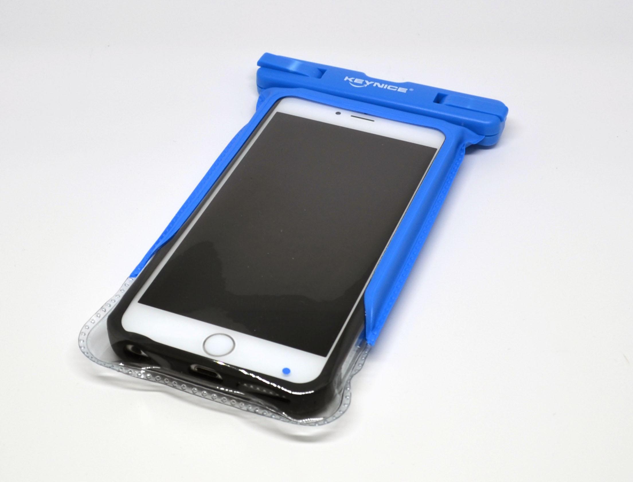 Review: Keynice Universal Waterproof Case for Smartphones