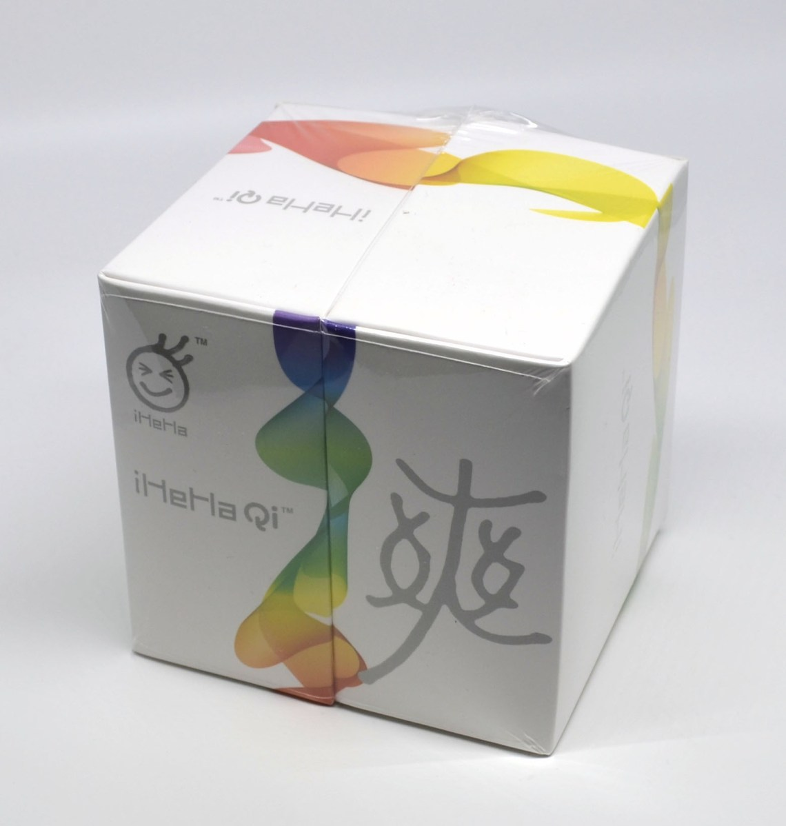 The front of the box.