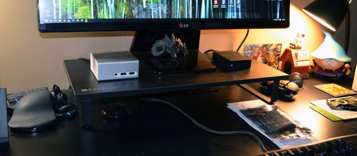 How it looks on my desktop.