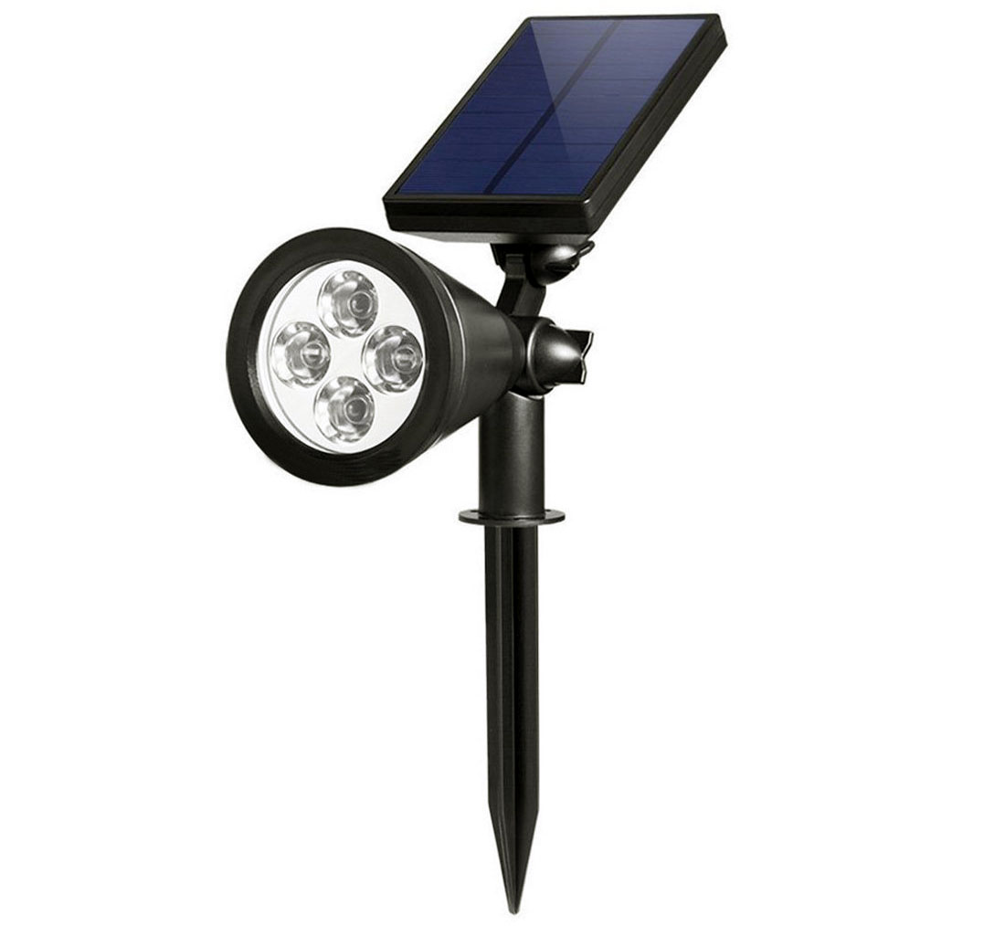 Review: Syhonic Outdoor Solar Spotlight