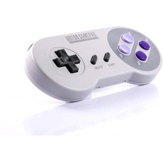 Review: 8Bitdo SNES30 GamePad and Retro Receiver for SNES