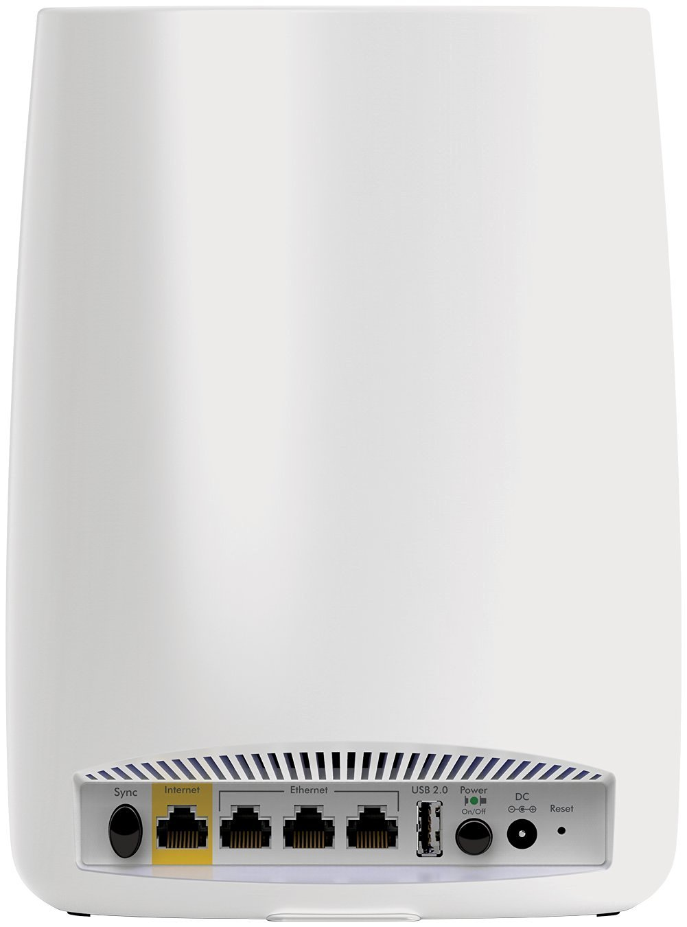 Review Netgear Orbi Ac3000 Tri Band Wifi System Rbk50