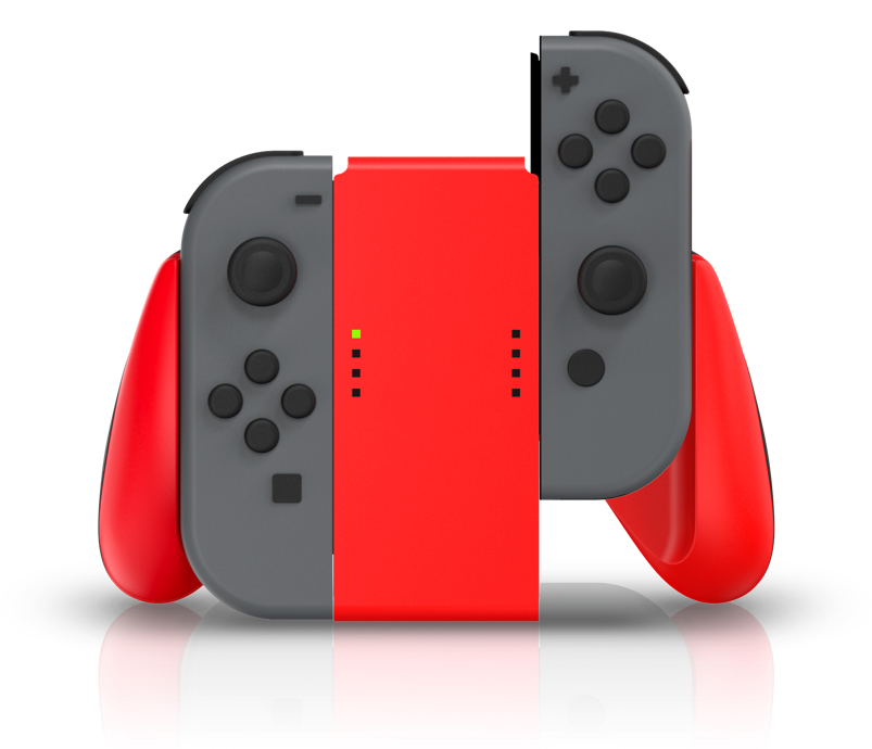 Nintendo Switch Joy-Con Comfort Grip - Red